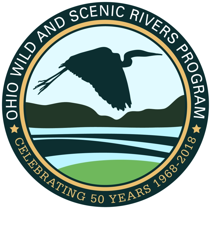 Scenic Rivers 50th Anniversary Logo