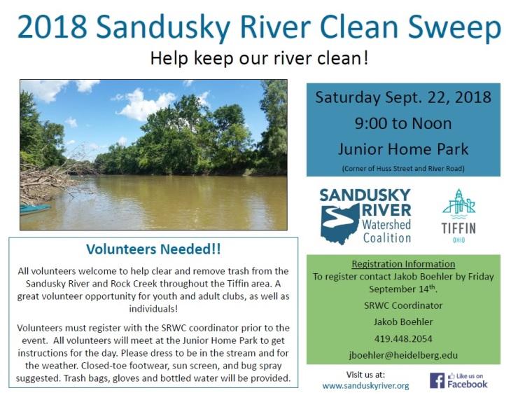 SRWC 2018 Clean Sweep