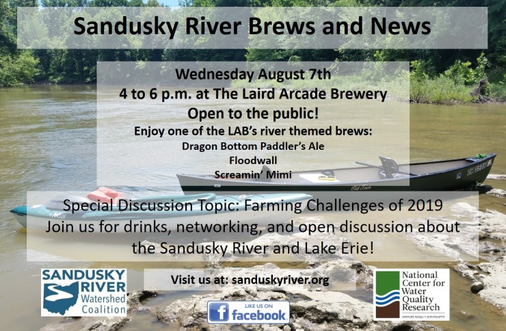 August 2019 Brews and News